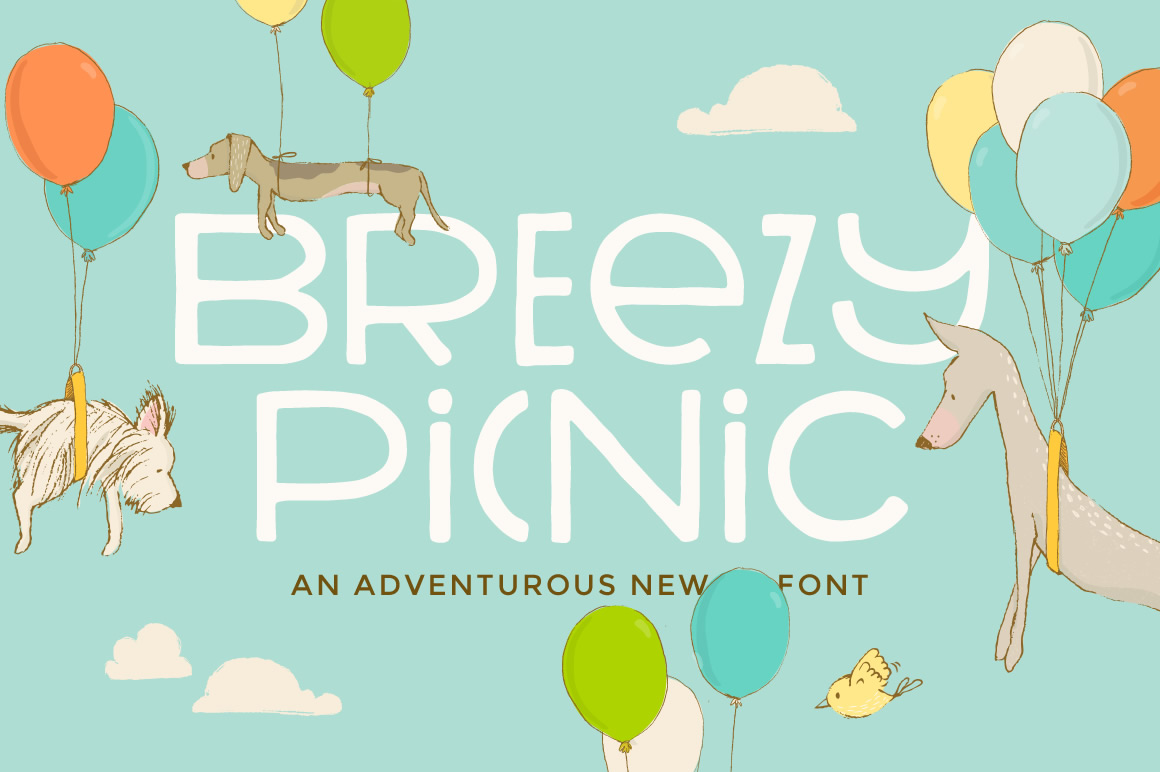 Summertime Font Trio example image 7