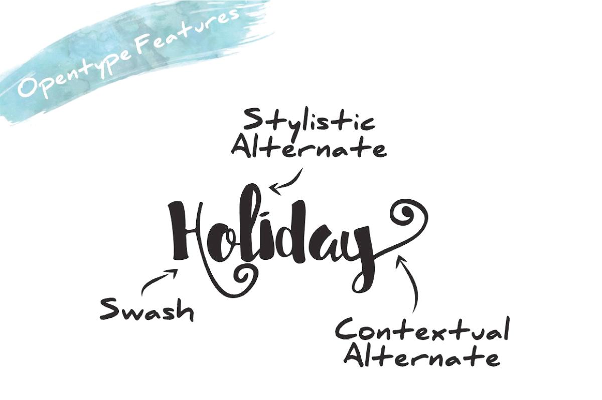 Jellysugar Typeface example image 3