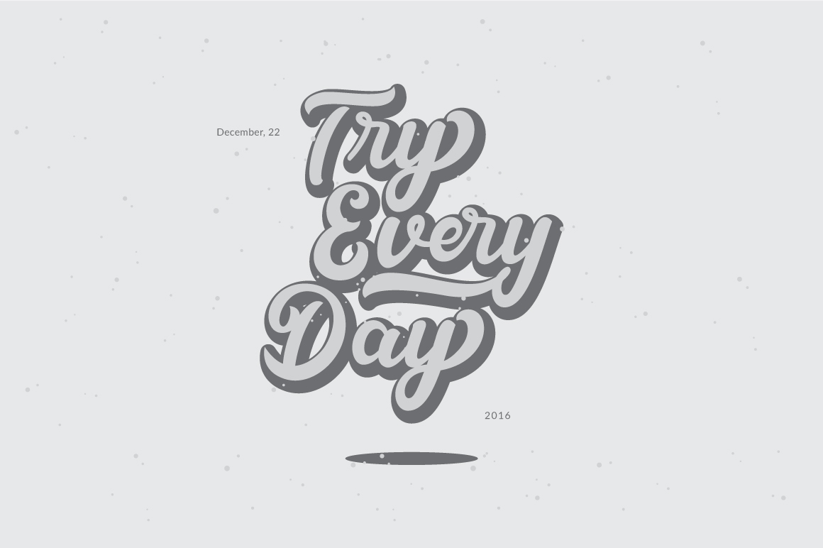 Metal Ink Typeface example image 5