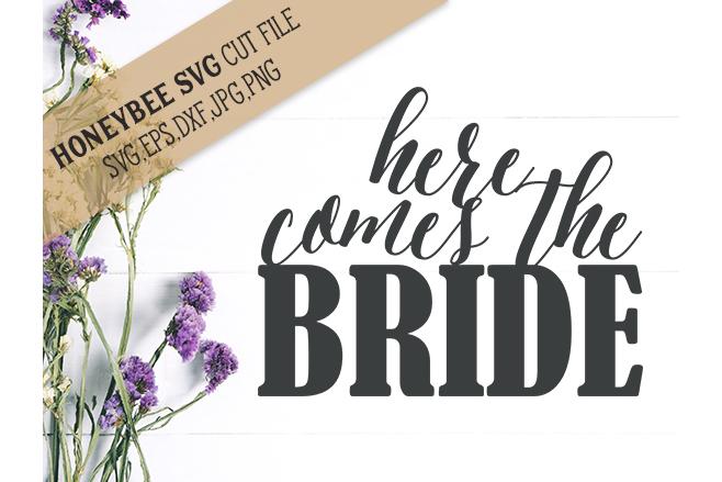 Mega Wedding Decor Bundle svg example image 6