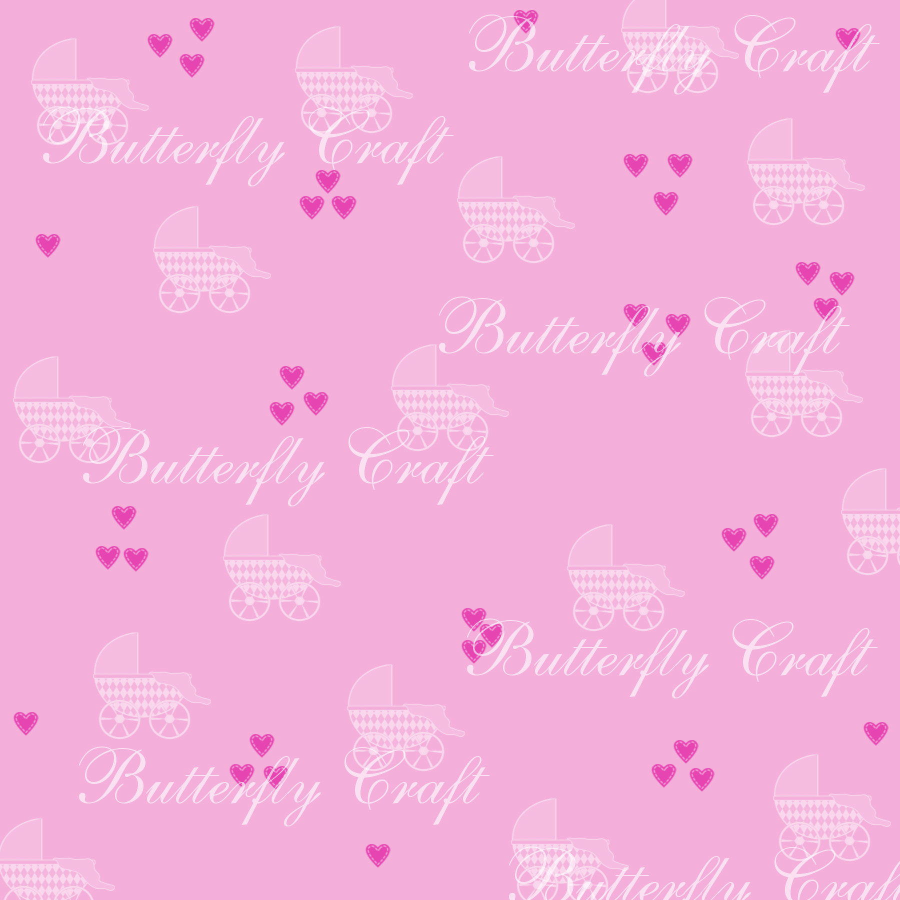 Sweet dreams digital paper Baby shower Design Bundles