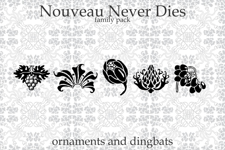 Nouveau Never Dies Family example image 7
