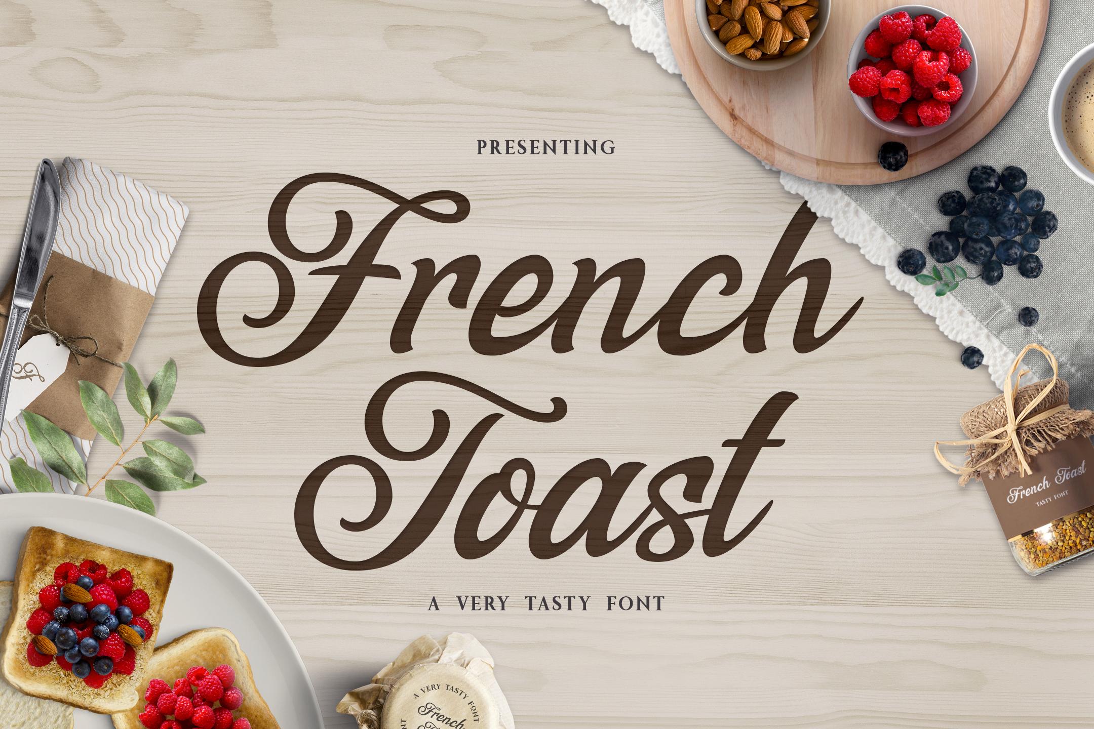 French Toast example image 1