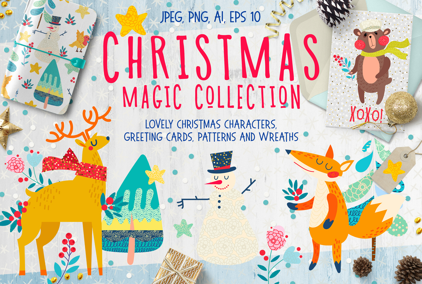 Christmas magic collection example image 1