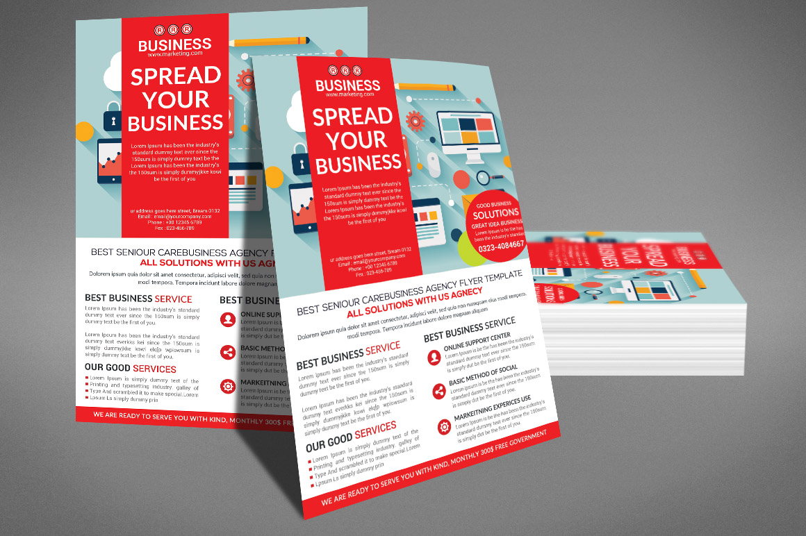 Business Flyer example image 4