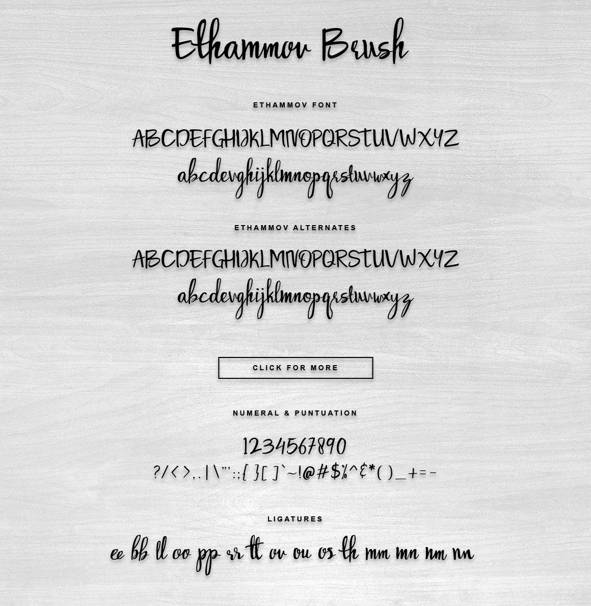 Ethammov Brush example image 9
