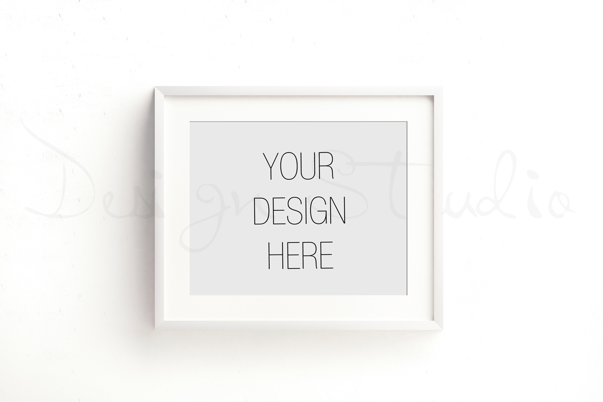 Styled Stock Photography, Frame Mockup | Design Bundles