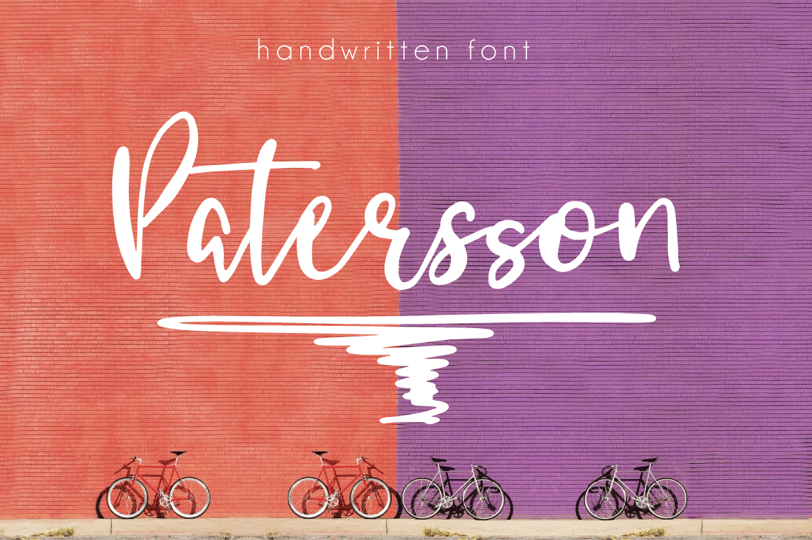 94 IN 1 Font Bundle SALE example image 10
