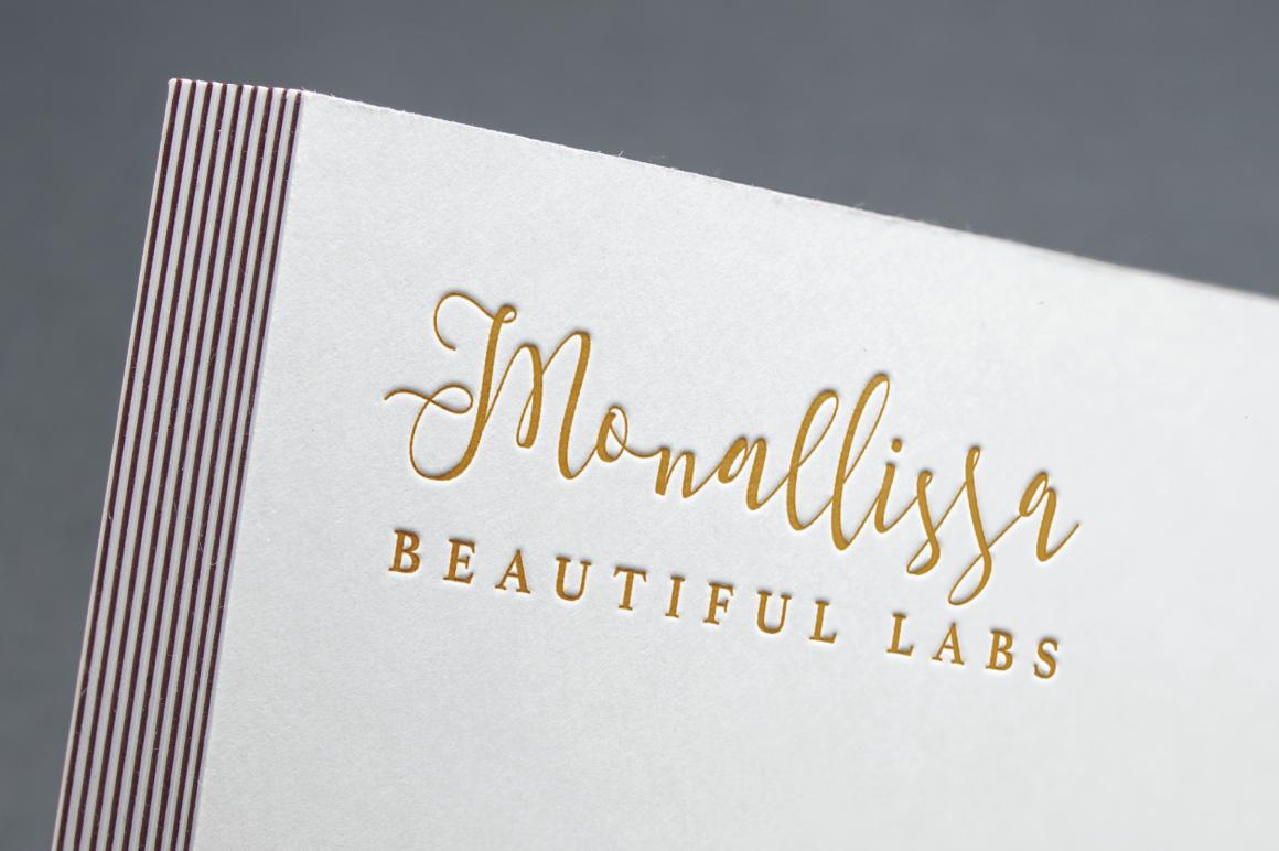 Roselline Typeface example image 7