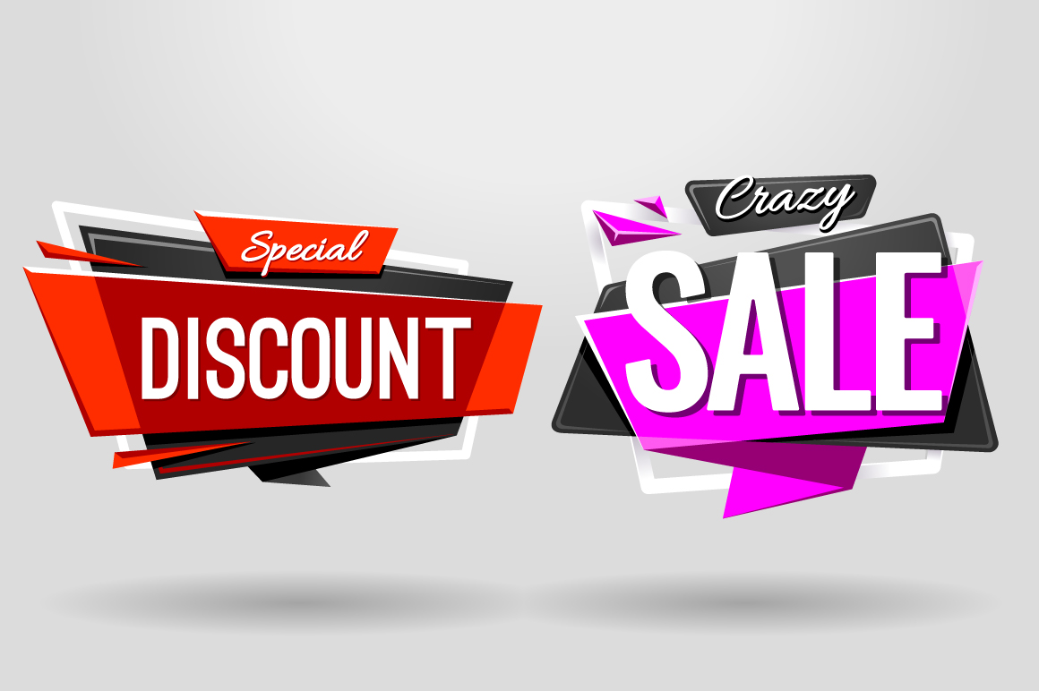 SALE BANNERS | Material Design example image 4