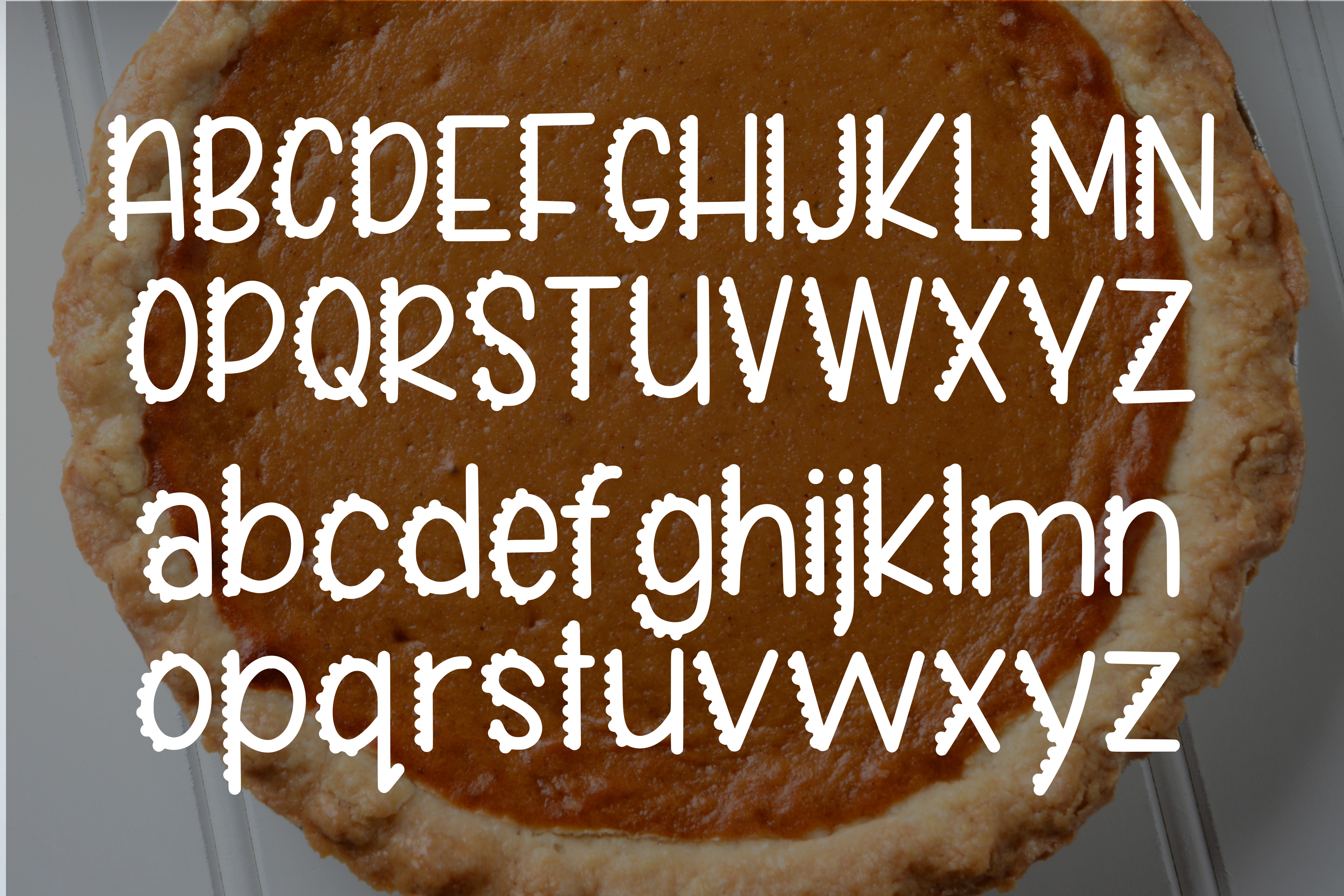 Sweet Pumpkin Pie example image 2