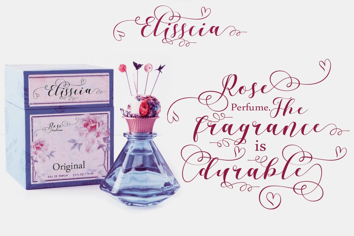 Elisscia Script example image 2