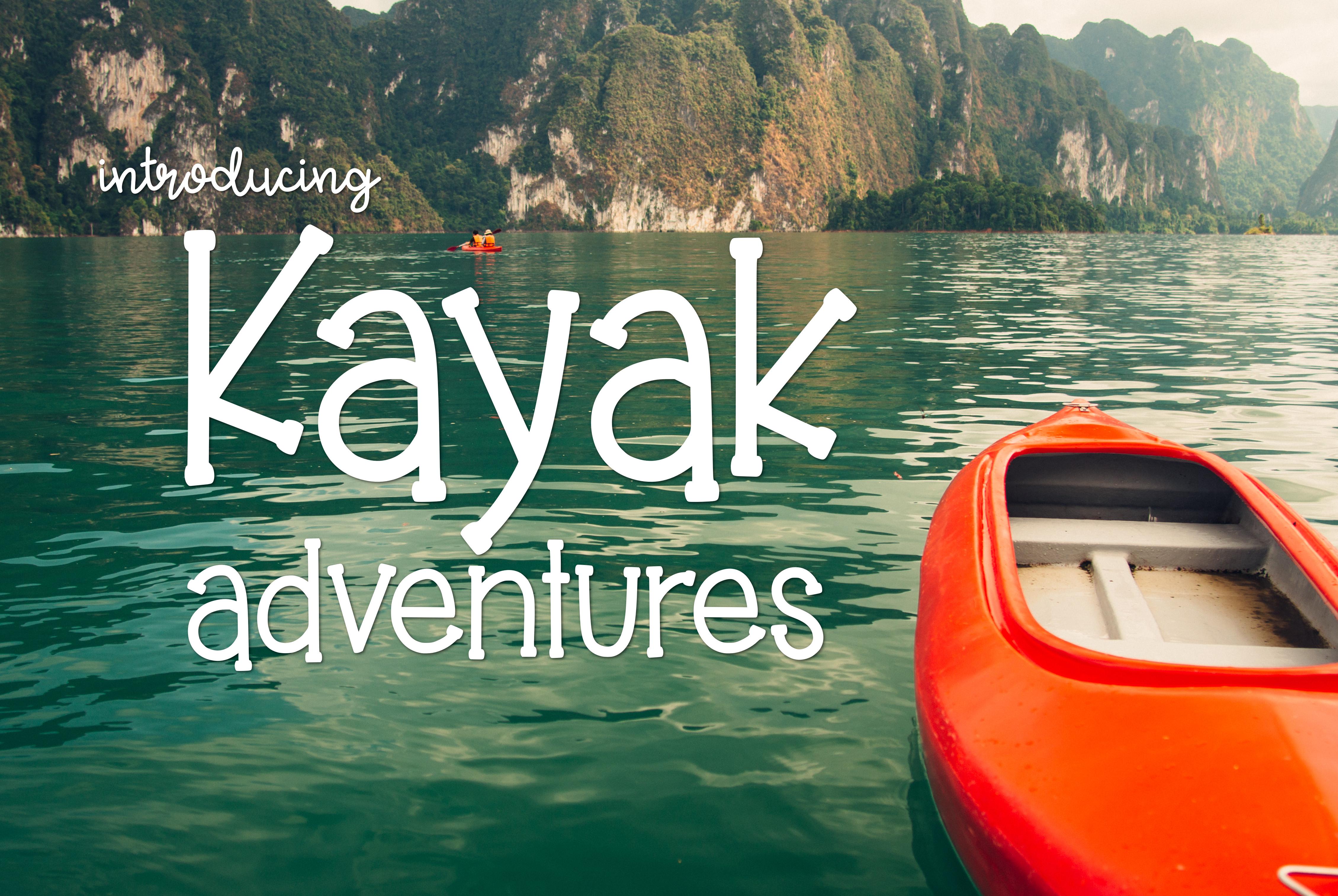 Kayak Adventures example image 1
