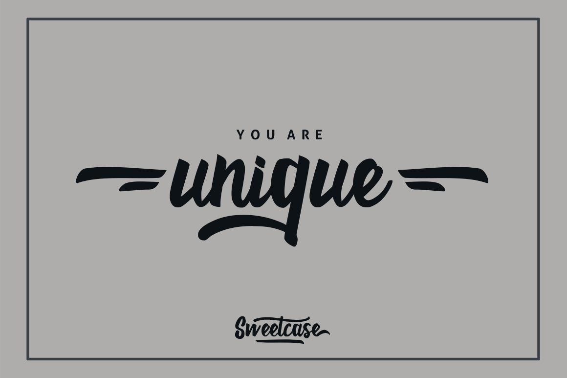Sweetcase Typeface 30% OFF example image 4