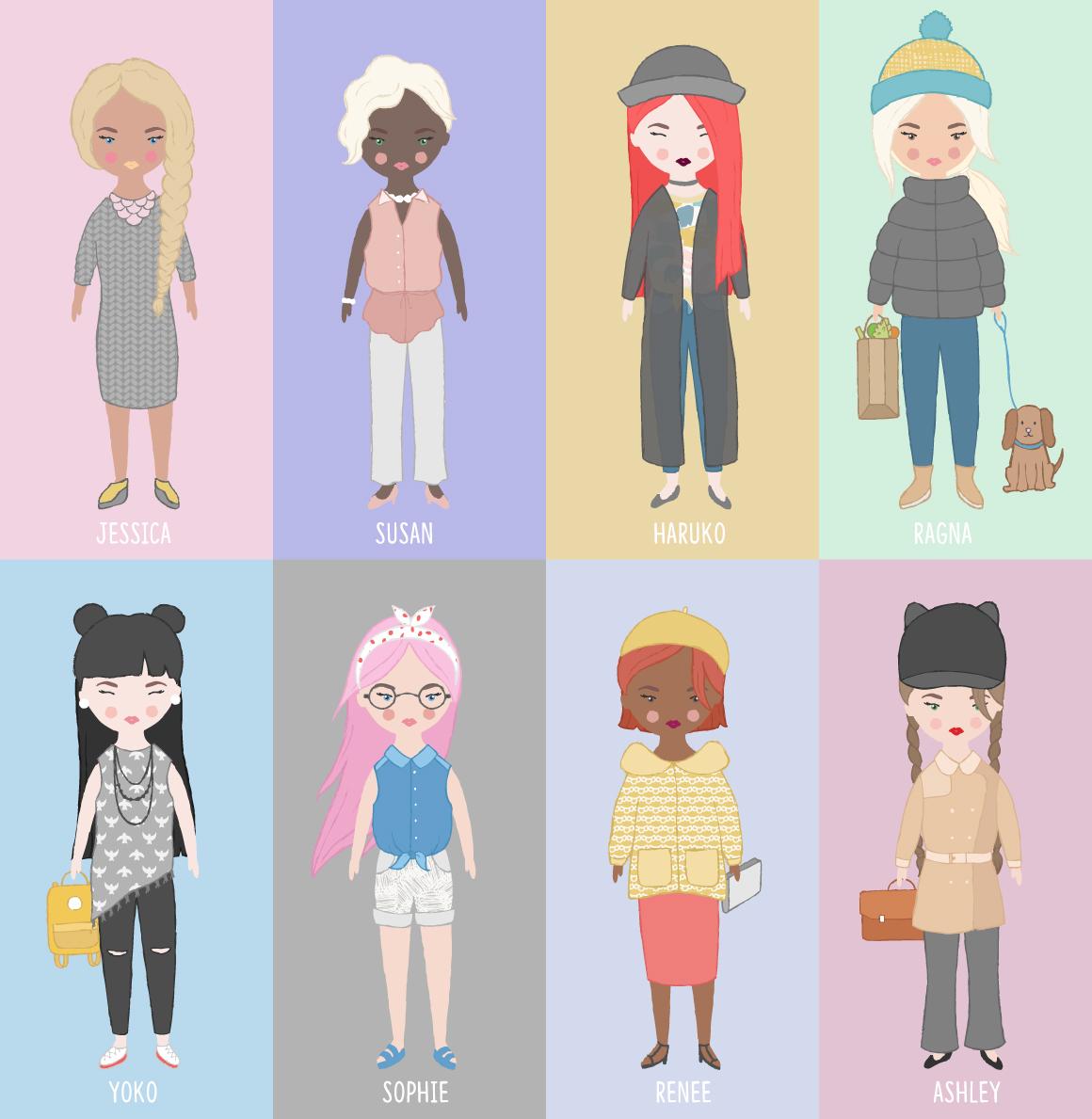 Portrait & Character Creator example image 2