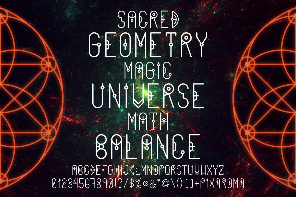 100 Sacred Geometry Symbols  example image 10