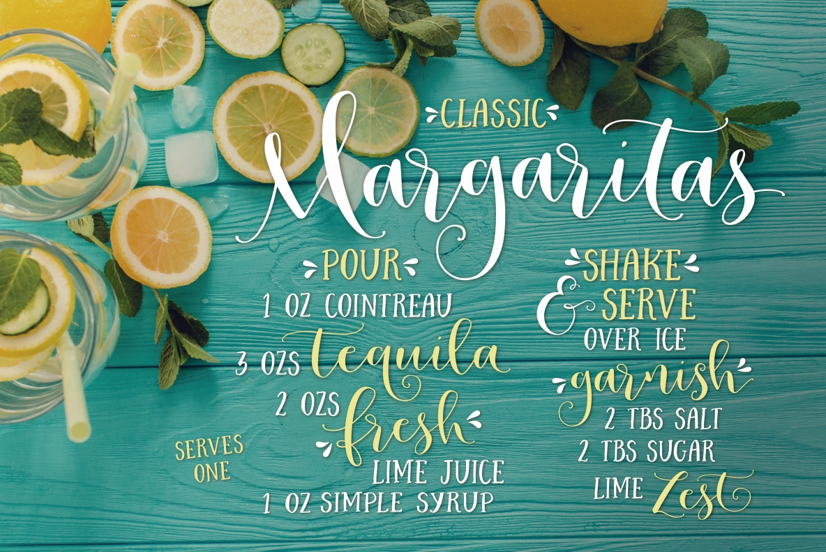 Lemons Mangos Sunshine example image 13