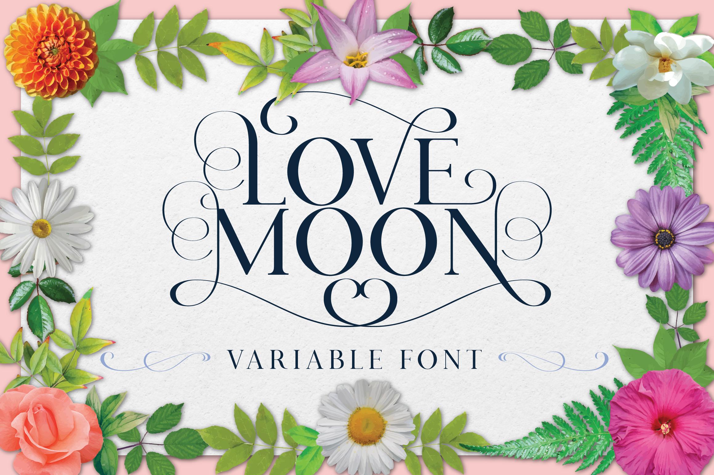 Love Moon + Bonus example image 1