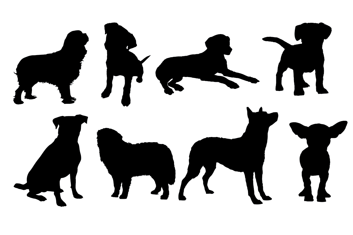 Dogs for Silhouettes example image 2
