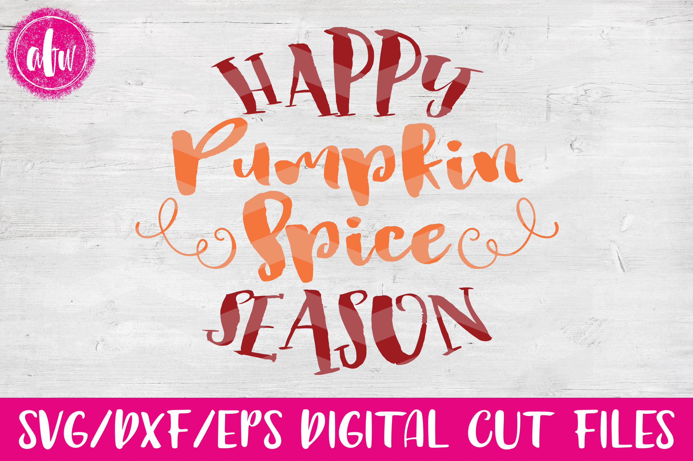 Fall Bundle - SVG, DXF, EPS Cut Files example image 7