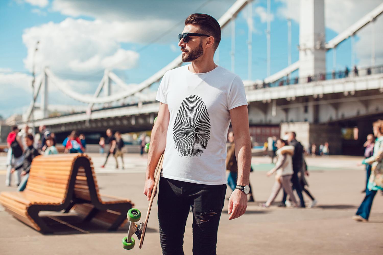 Men's T-Shirt Mock-Up Vol.3 2017 example image 13