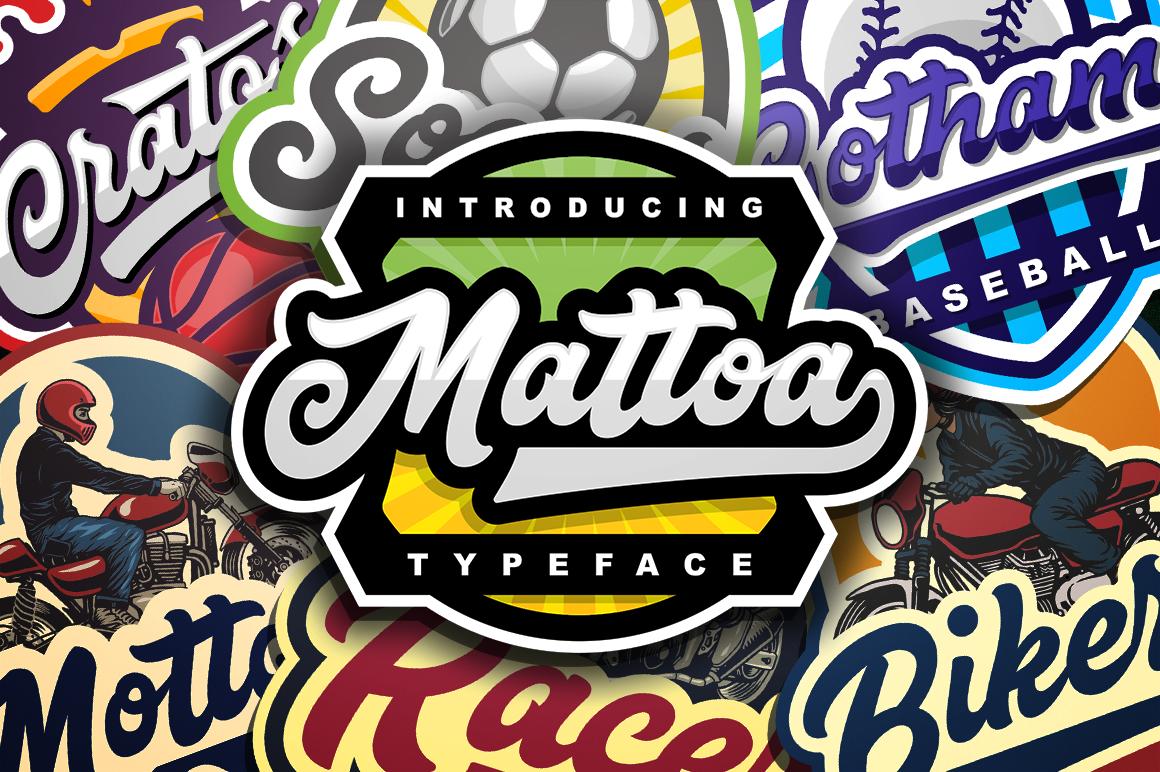 Mattoa example image 1