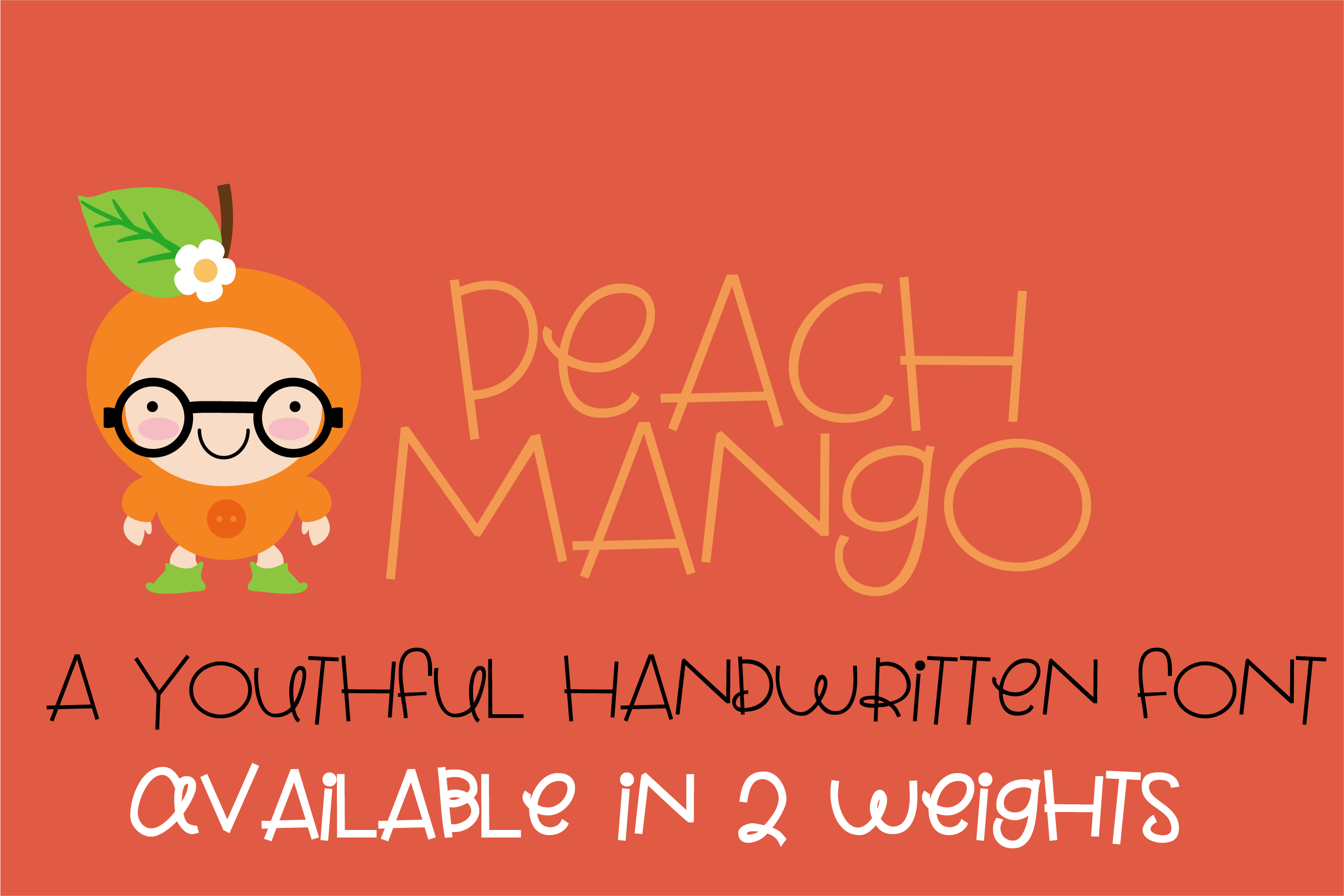 PN Peach Mango example image 1
