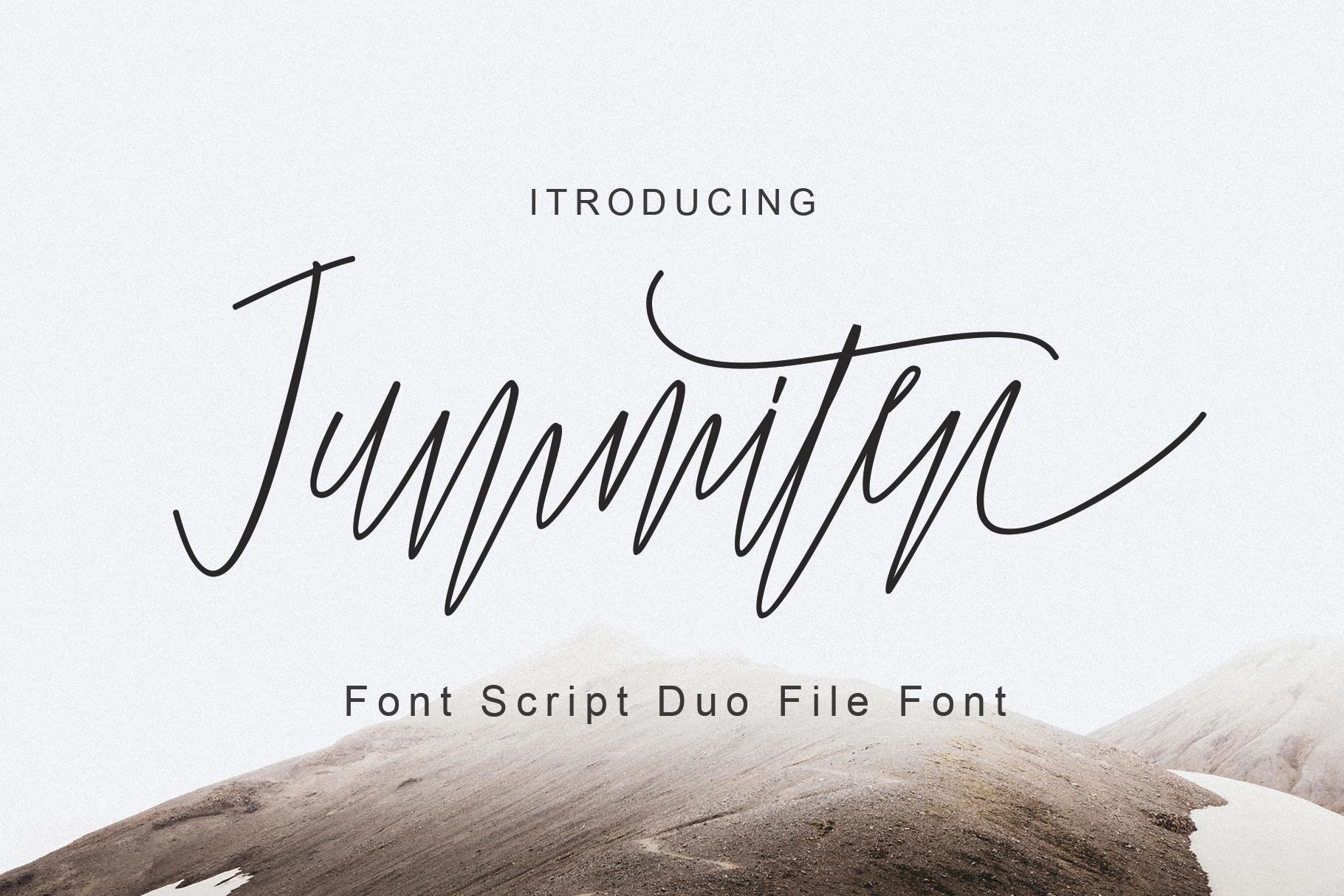 Calligraphy Font Bundles example image 29