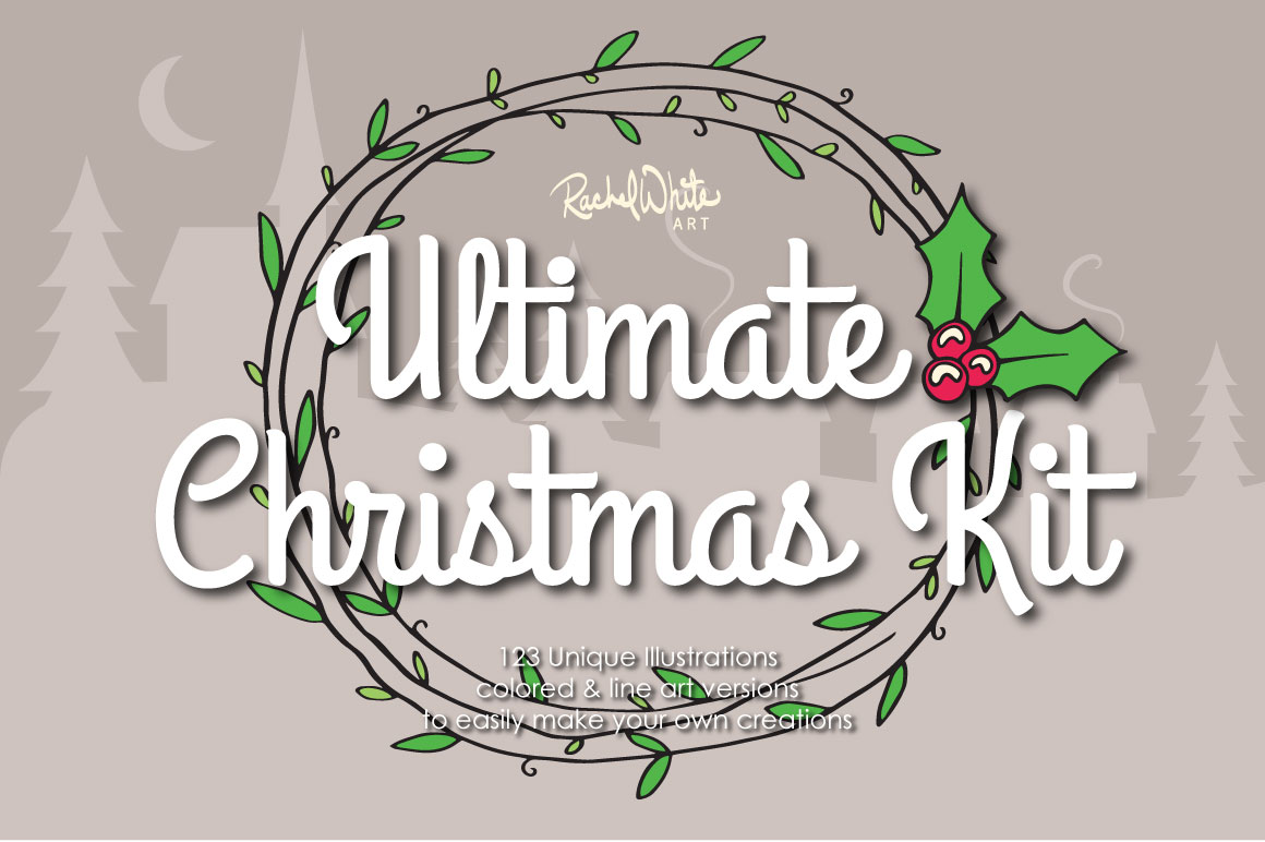 Ultimate Christmas Kit example image 1