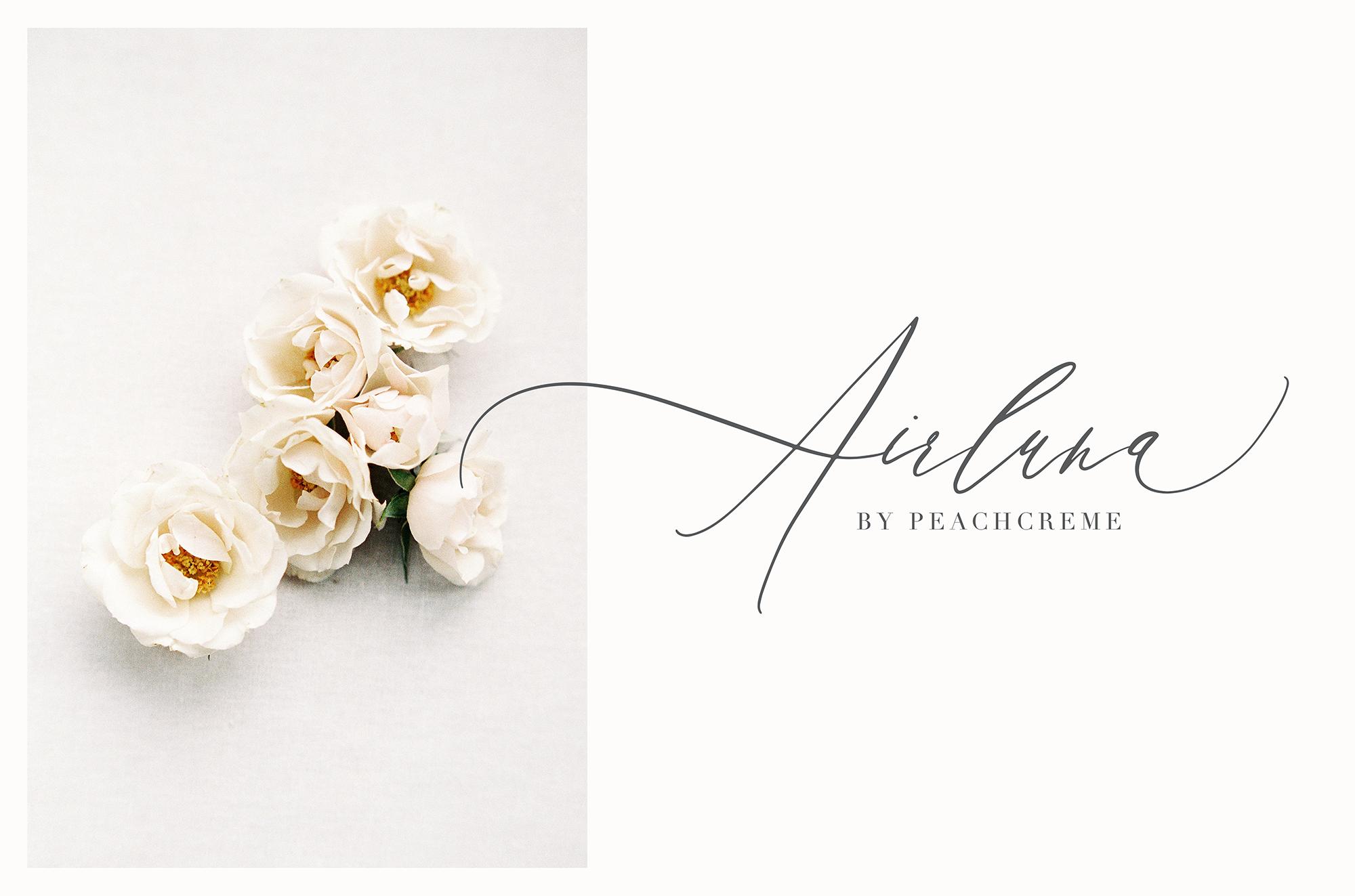 Adora Bouton-Luxury Script example image 14