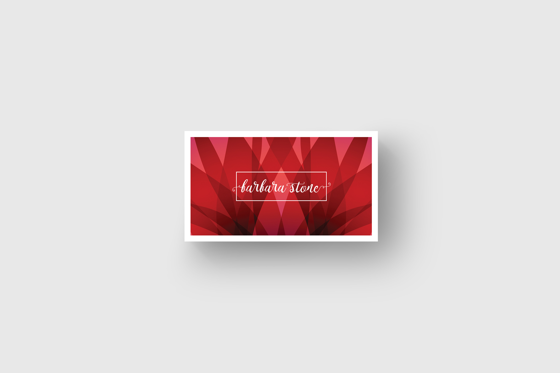 Business card template with abstract re design bundles business card template with abstract red background example image 4 reheart Gallery
