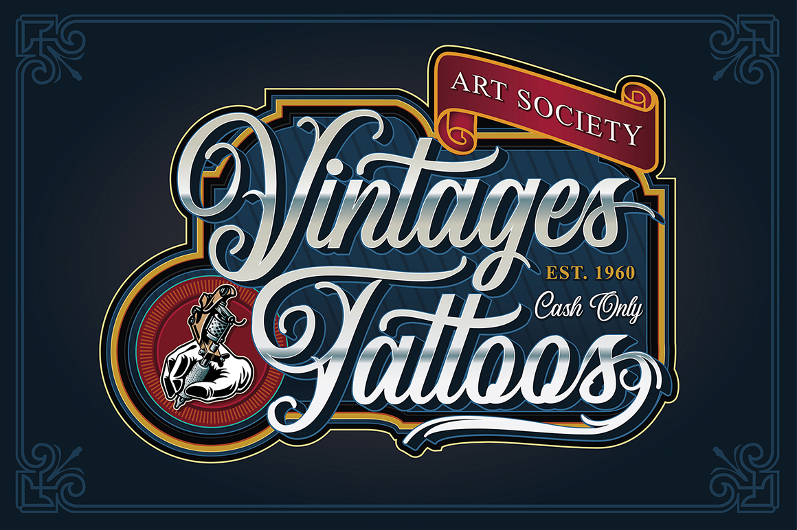 Wildcats Typeface (40% off) example image 3
