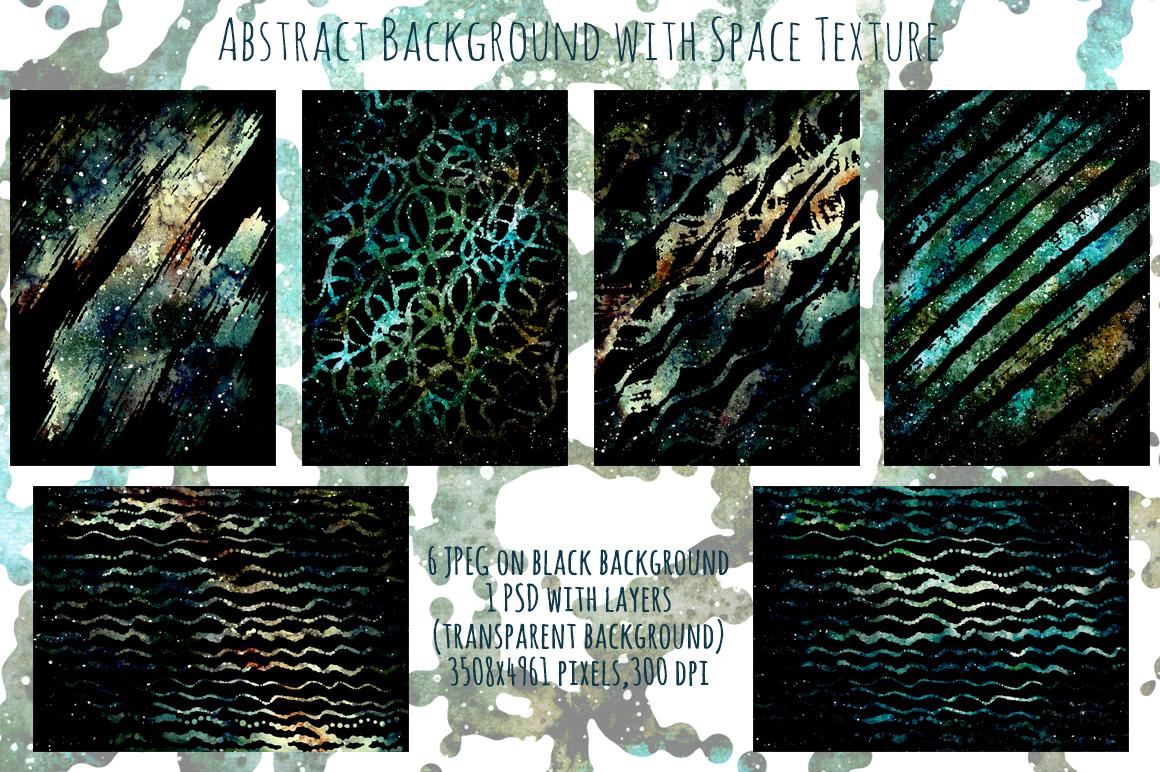 Blue Nebula Set example image 5