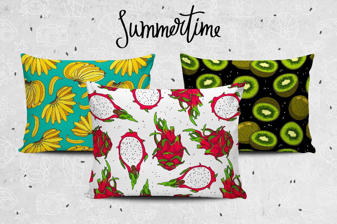 Summertime. Fruit Mix example image 6