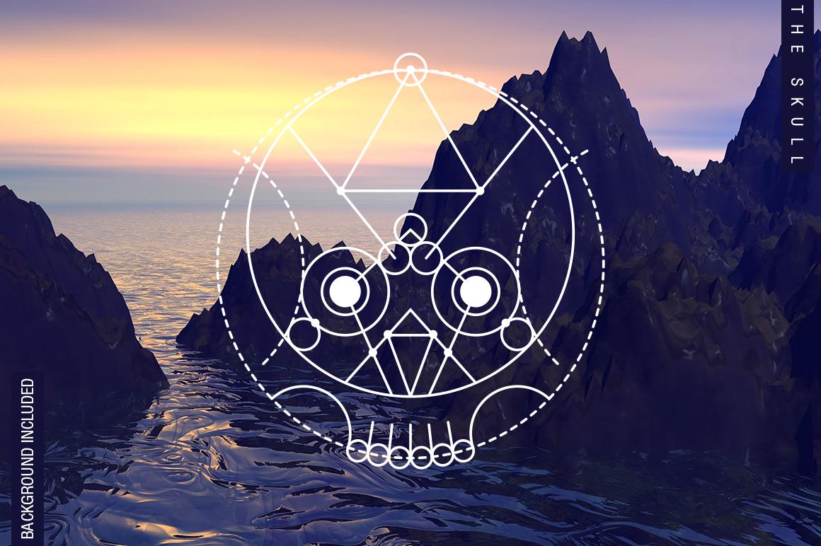 100 Sacred Geometry Symbols  example image 15