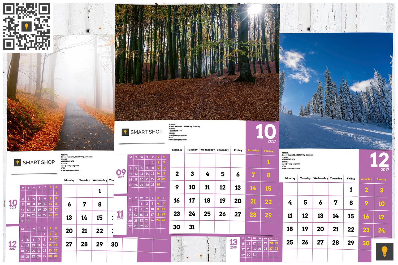 2017 Calendar Bundle (50% OFF) example image 23