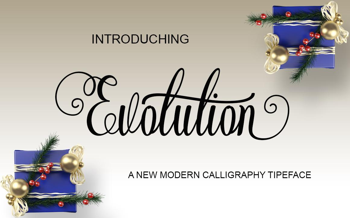 Evolution example image 1