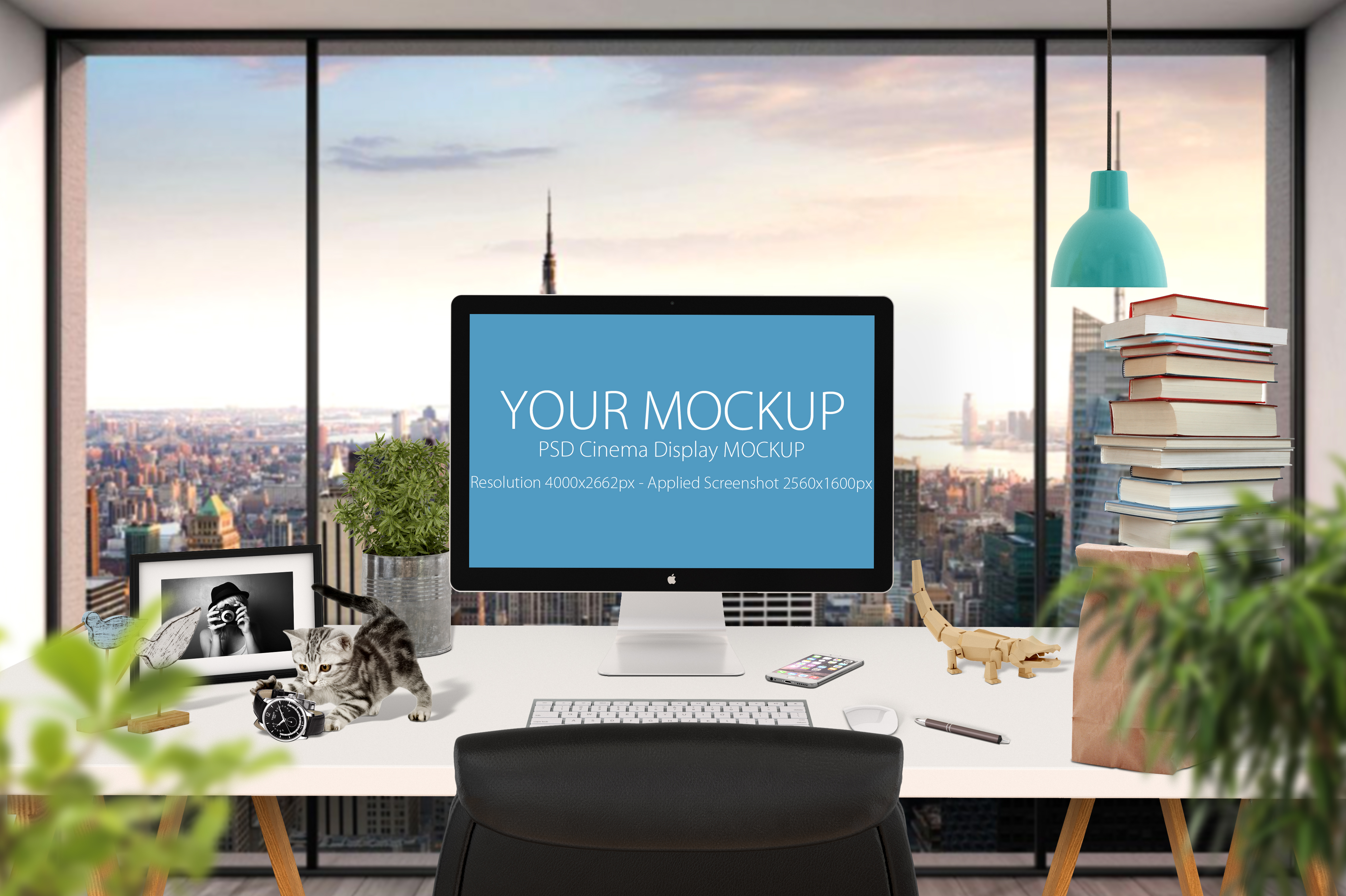 Mockup Creator (Scene Creator) example image 7