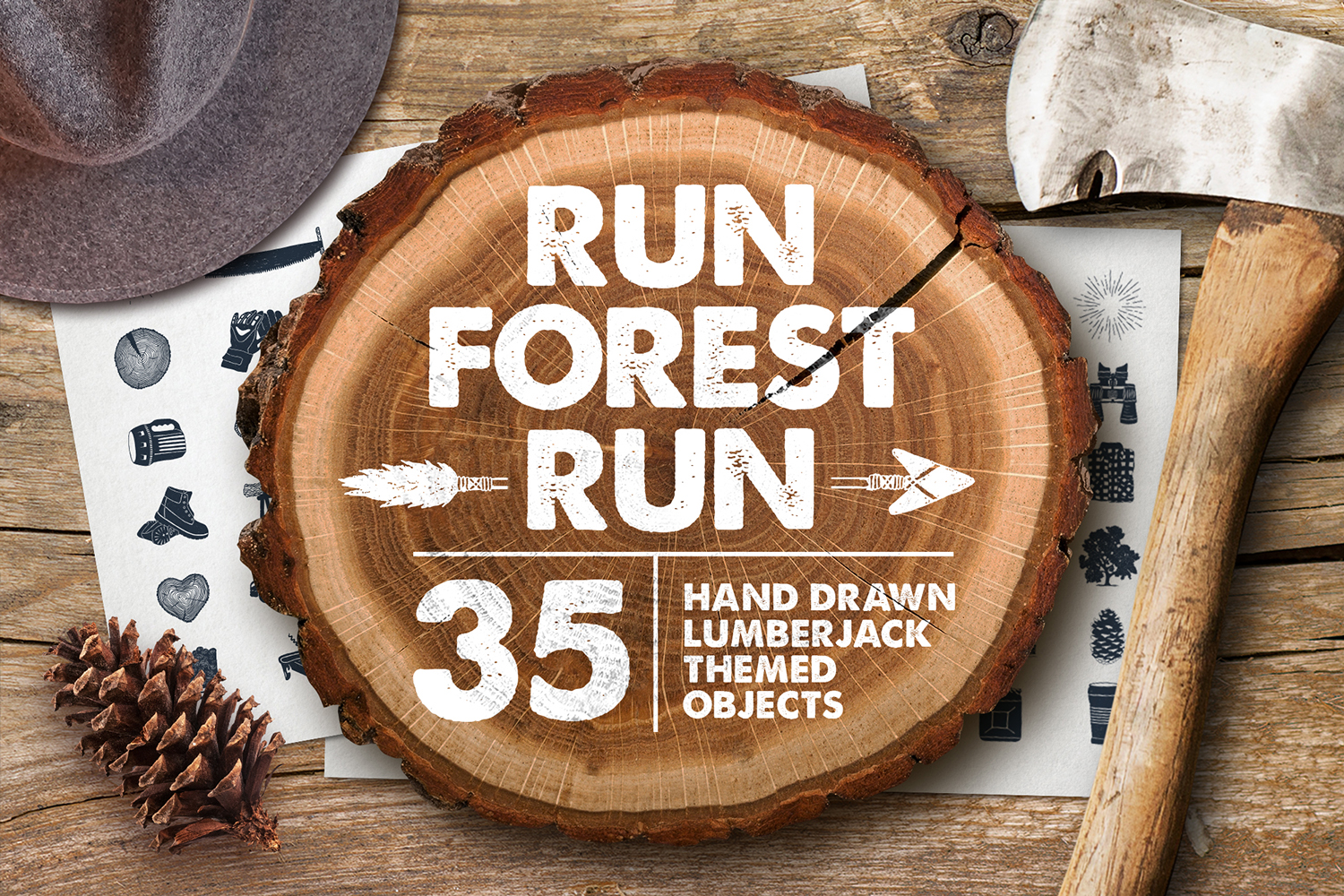Run, Forest, Run! example image 1