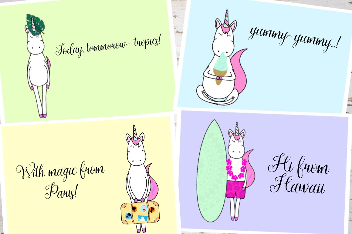 Unicorn's summer example image 3