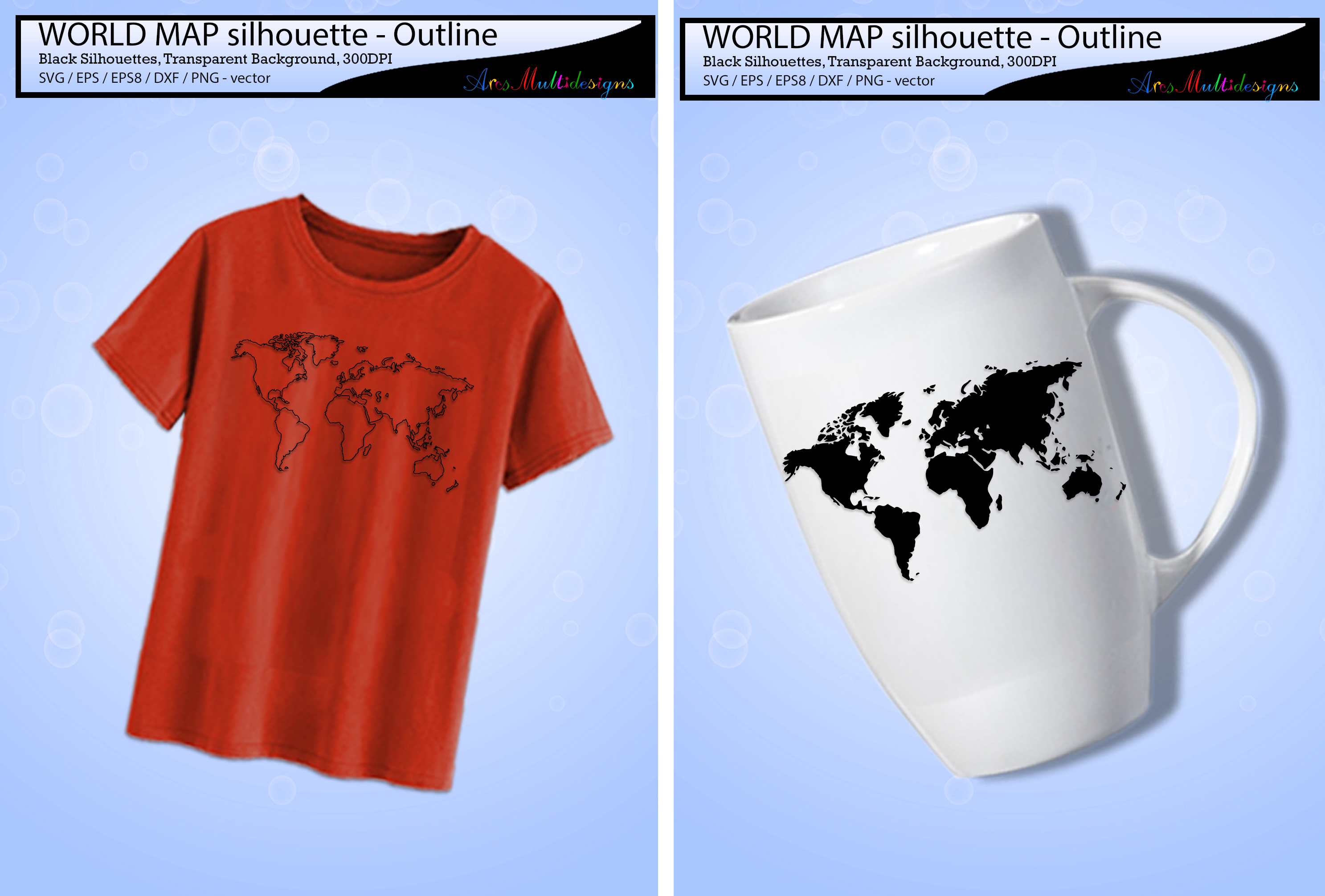 World map silhouette svg vector world design bundles world map silhouette svg vector world map outline africa map asia map gumiabroncs Images