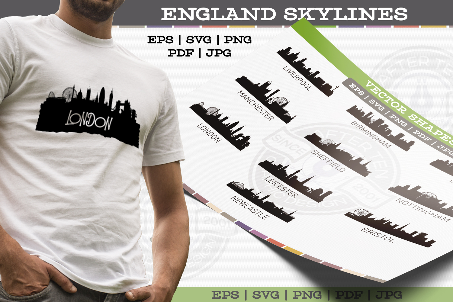 England Skylines example image 1