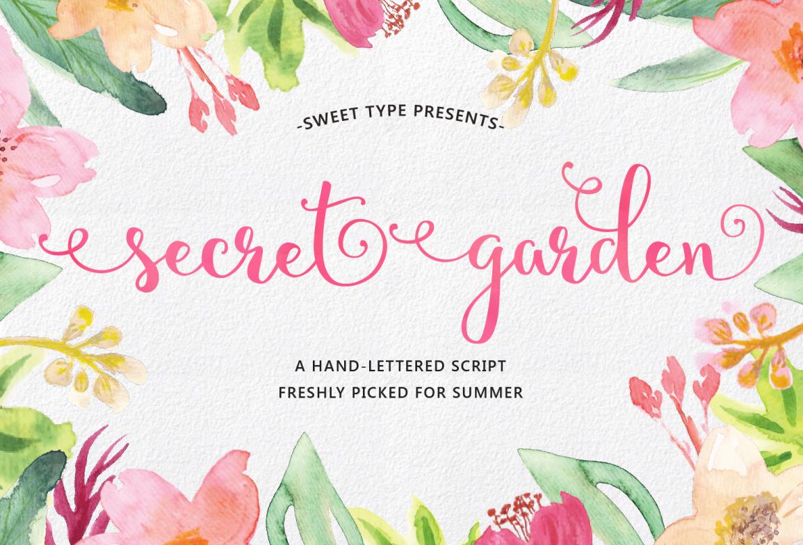 Secret Garden example image 1