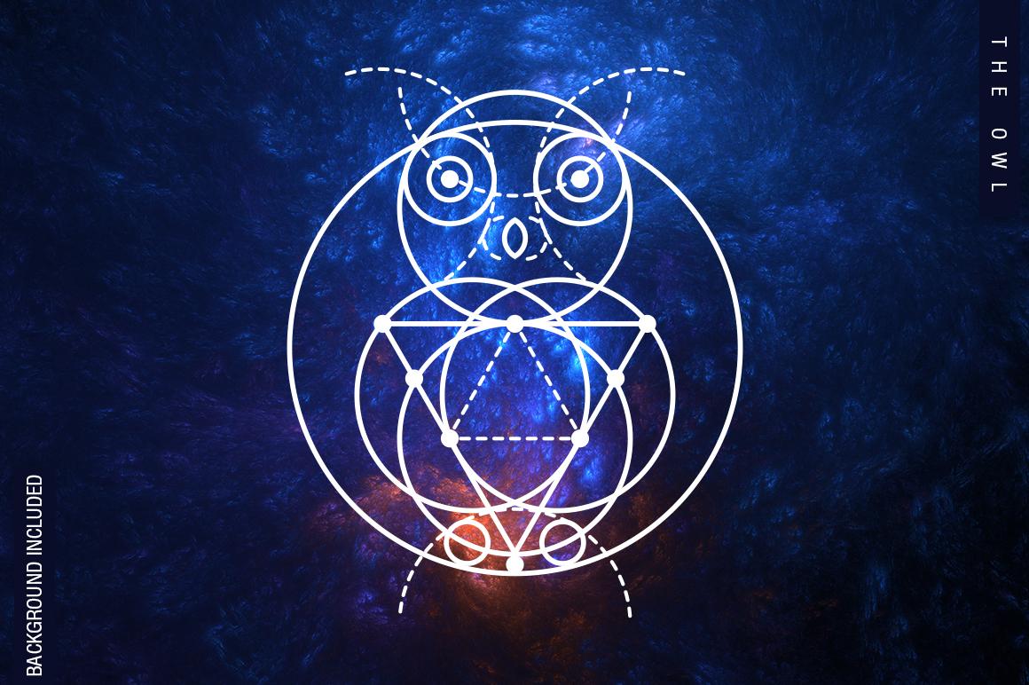 100 Sacred Geometry Symbols  example image 20