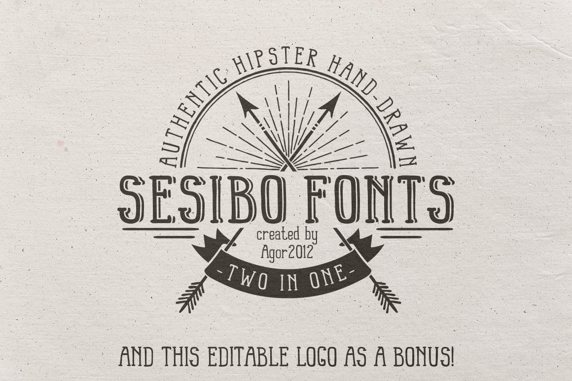 Sesibo Fonts example image 1