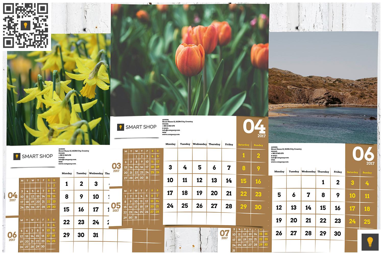 2017 Calendar Bundle (50% OFF) example image 19