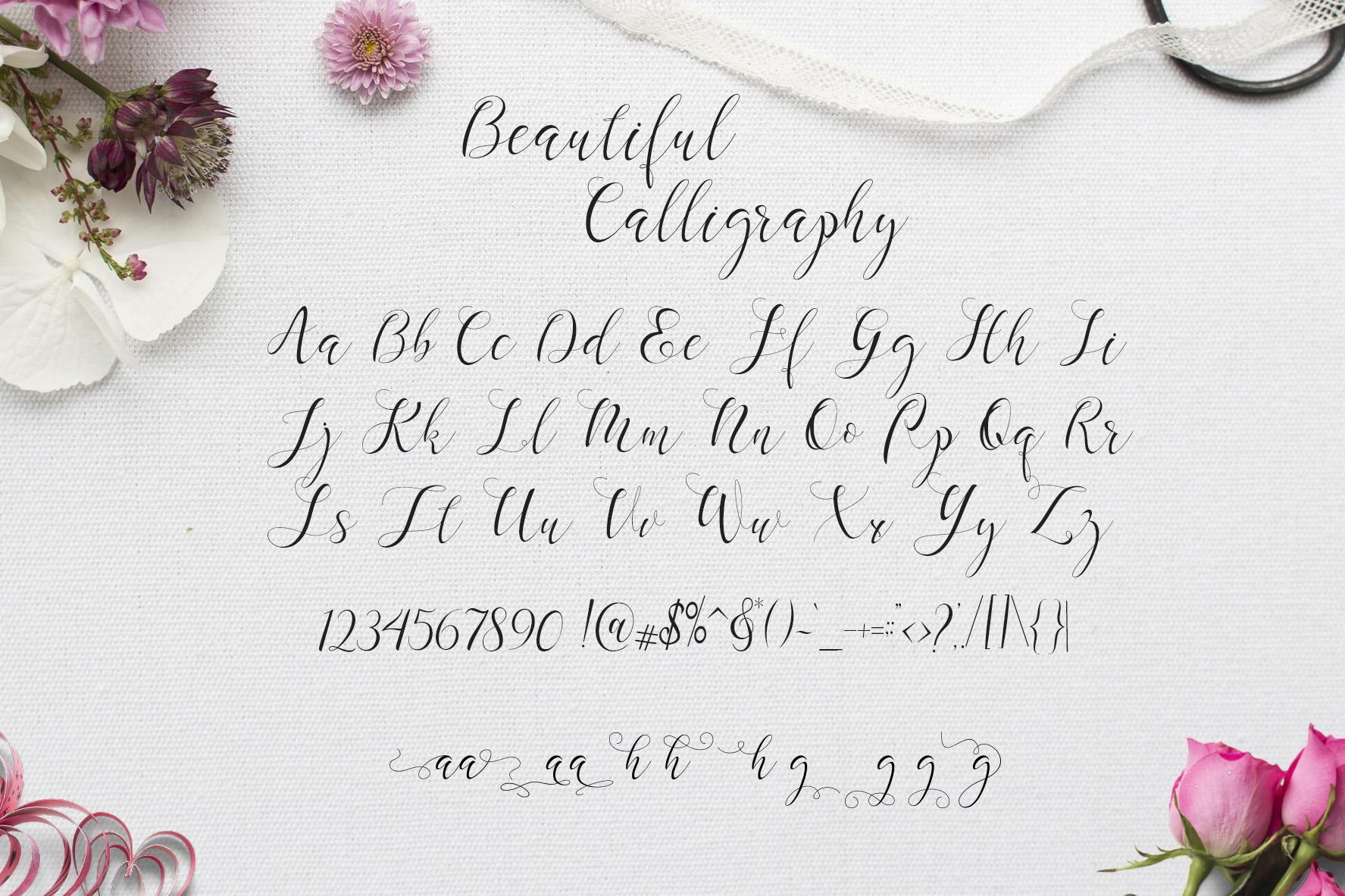 Gladius Script example image 8