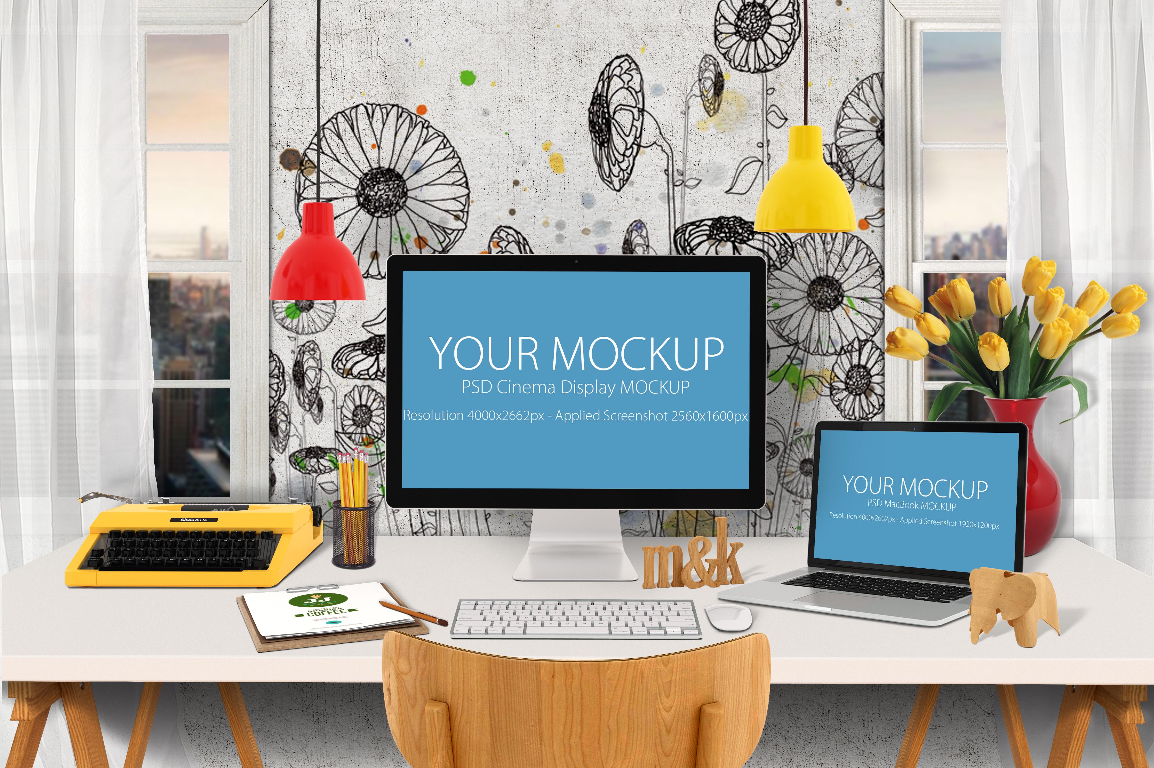 Mockup Creator (Scene Creator) example image 9