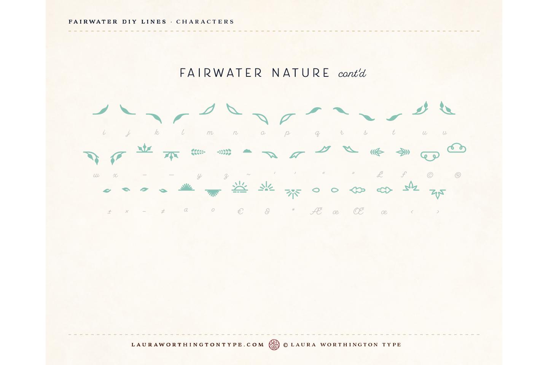 Fairwater DIY Lines example image 27