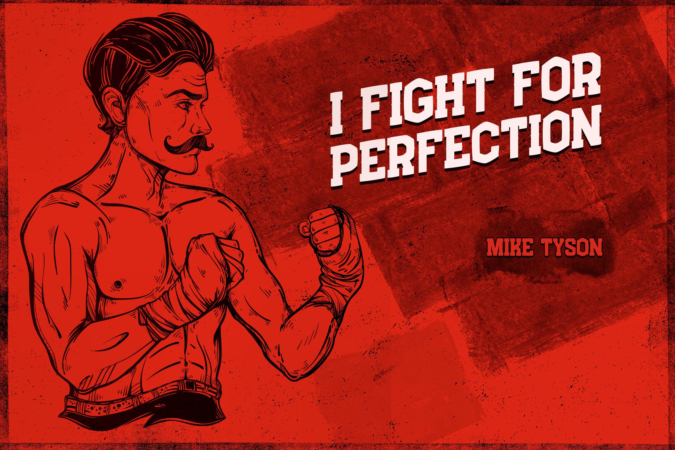 Boxing - Slab Serif Font example image 4